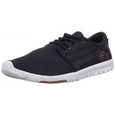 Etnies Mens Scout Skateboard Shoe, Navy/White/Gum, 13 M US - intl