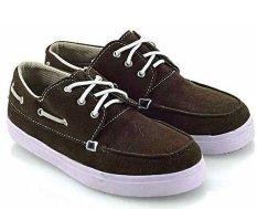 Diskon Everflow Ak774 Sepatu Low Cut Sneaker Unisex Synth Eva Lucu Dan Keren Black Comb