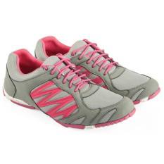 Harga Everflow Sporty Sepatu Lari Wanita Synthetic Vyu 06 Grey Yang Murah