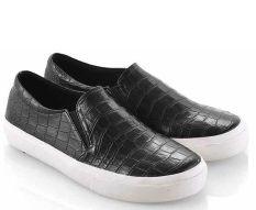 Everflow TE896 Sepatu Slip On Sneaker Wanita - Synth - Tpr - Gaul Dan Keren -