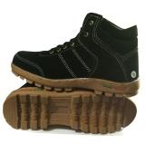 Jual Ewn Sepatu Boots Sepatu Hiking Sepatu Touring Sepatu Kasual Pria Sepatu Biker Sepatu Safety Hitam Ewn Online