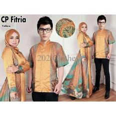 Exclusive 10410 CP FITRIA KUNING Termurah