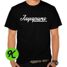 EXCLUSIVE KAOS JAYAPURA T-SHIRT JAYAPURA
