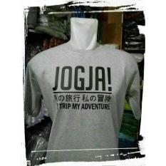 EXCLUSIVE KAOS JOGJA MY TRIP MY ADVENTURE NAYCLOTH