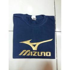EXCLUSIVE KAOS MIZUNO (NAVY SABLON GOLD)