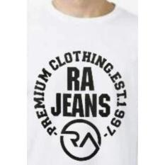 EXCLUSIVE KAOS OBLONG RA JEANS RA JEANS