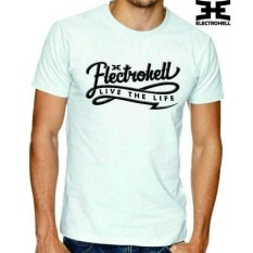 EXCLUSIVE T-SHIRT ELECTROHELL/KAOS OBLONG ELECTROHELL NAYCLOTH