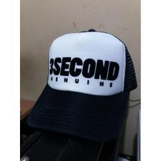 EXCLUSIVE Topi Trucker Hat 3Second Naycloth