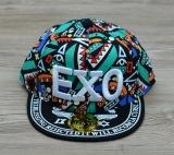 Harga Exo Korea Untuk Anak Laki Laki Dan Perempuan Topi Baseball Untuk Lingkar Kepala Lingkar Kepala 50 54 Cm Hijau Yg Bagus