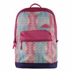 Harga Exsport Backpack Geometric Pink Yg Bagus