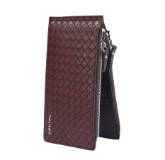 EZY Dompet Kartu Credit Card (Brown)