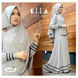 Toko F Fashion Baju Muslim Gamis Syari Najwa Abu Dress Muslimah Hijab Muslim Gamis Syari Baju Muslim Fashion Muslim Dress Muslim Fashion Maxi Setelan Muslim Atasan Muslimah Murah Dki Jakarta