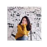 Spesifikasi F Fashion Sweater Wanita Jumbo Boxy Mustard Sweater Wanita Baju Hangat Baju Tebal Sweater Panjang Kaos Sweater Murah