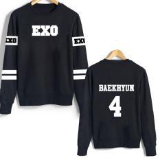 Fahion wanita / Sweater Murah / Exo sweater Baekhyun