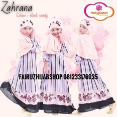 Fairuz HIjab, Baju Gamis Anak Perempuan Murah, Busana Muslim Anak Branded, Maysuun Babykids Hijab Zahrana