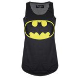 Jual Fancyqube Batman Superman Super Hero Wanita Kemeja Fashion Tanpa Lengan Rompi Olahraga Hitam Fancyqube Branded