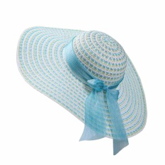 Fancyqube Jual Hot Fashion 2017 Baru Fashion Summer Beach Hat Hijau-Intl