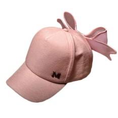 Fancyqube Korean Ultra Knitting New Knot Warp Knitting cap Summer Cap Pink1 - intl