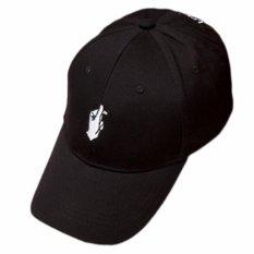 Kesukaanqube Cinta Gerakan Jari Menyulam Golf Bisbol Topi Pria Wanita Topi Snapback Sirip Sedikit Jantung Cinta Berjemur Truk Hat Gorras