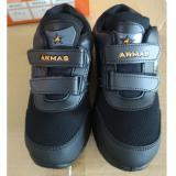 Promo Fanie Shoes Yaris Sepatu Sekolah Hitam Anak Laki Murah
