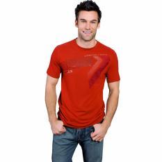 Fantasia T-Shirt Pria Katea Number One - Merah