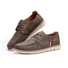 Spesifikasi Fashion Casual Sepatu Brogue Sepatu Pria Kulit Sapi Sepatu Bisnis Sepatu Intl Oem Terbaru