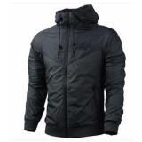 Fashion Pria Musim Semi Musim Gugur Hiphop Hooded Waterproof Jaket Jaket Mantel Pakaian Luar Intl Diskon Akhir Tahun