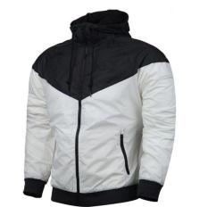 Jual Fashion Pria Musim Semi Musim Gugur Hiphop Hooded Waterproof Jaket Jaket Mantel Pakaian Luar Intl Di Tiongkok