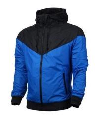 Beli Fashion Pria Musim Semi Musim Gugur Hiphop Hooded Waterproof Jaket Jaket Mantel Pakaian Luar Intl Pake Kartu Kredit