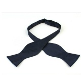 Harga Fashion Adjustable Men S Multi Colors Self Bow Tie Necktie Ties Neckwear Cravat Navy Intl Yang Murah