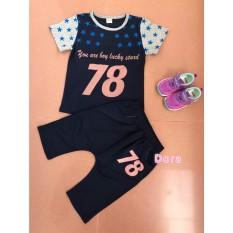 Fashion Anak Import  / Pakaian Anak Laki-Laki / Baju Setelan anak cowok/Baju santai anak-anak/hadiah ulang tahun