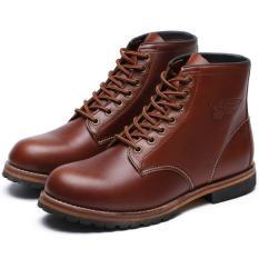 Jual Boot Boot Untuk Red Wing 6 Inch Leather Sepatu Pria Coklat Intl Import