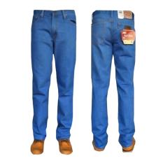 Toko Fashion Celana Jeans Panjang Standar Reguler Biru Muda Lengkap