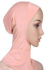 Fashion Cotton Muslim Inner Topi Jilbab Islam Dalaman Kerudung Ninja Jilbab-Intl