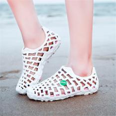 Fashion Couple S Breathable Sandal Pantai Sandal Untuk Pria Putih Pink Intl Tiongkok Diskon