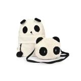 Toko Fashion Wanita Cewek Panda Lucu Yang Dapat Membuat Orang Yang Melihatnya Tertawa Terbahak Bahak Atau Justru Kesal Karena Merasa Mom And Bayi Tas Set Tas Ransel Bahu Tiongkok