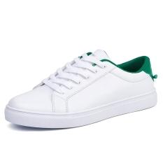 fashion-di-mana-kain-sepatu-gaya-korea-sepatu-kets-pria-putih-dan-hijau-0165-65429657-2289b8f551a2700bec42af1a7d412d2a-catalog_233 10 Daftar Harga Sepatu Converse Yang Asli Buatan Mana Terlaris minggu ini