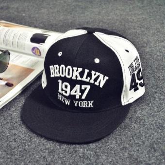 Pencarian Termurah Fashion Bordir Snapback Boy Hiphop Topi Disesuaikan  Bisbol Cap Unisex Putih-Intl sale be68edb2d8