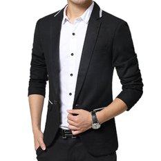 Fashion Exclusive - Jas Prewedding casual - Hitam