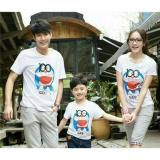 Fashion Flower Baju Keluarga Kaos Family Family Couple Dora Kacamata 1 Anak Putih Ayah Ibu Anak Fashion Flower Diskon 50