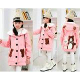 Harga Fashion Flower Jaket Anak Jaket Anak Cewek Jaket Hoodie Funny Line Pink Yg Bagus