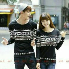 Beli Fashion Flower Baju Couple Kaos Pasangan Kaos Couple Paris Flower Lp Black Cowok Dan Cewek Fashion Flower