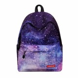 Harga Fashion Galaxy Space Bookbag Women Travel Rucksack Sch**l Bag Satchel Backpack Starry Sky Intl Yang Murah Dan Bagus