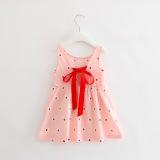 Harga Fashion Gadis Manis Katun Putri Gaun Cherry Bunga Gaun Pink Bunga Oem Online