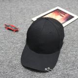 Spek Topi Fashion Cincin Hip Hop Laur Strapback Snapback Topi Baseball Hitam Intl Tiongkok