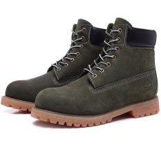 Beli Fashion Hiking Boots Untuk Timberland 10061 Greenindex Rating Pria Dark Green Intl Timberline Dengan Harga Terjangkau