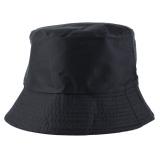 Harga Fashion Hiking Fishing Cotton Blended Sun Protection Black Hat Cap Untuk Unisex Yang Bagus