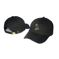 Fashion Hip Hop Topi Snapback Drake Topi Ovo Dapat Disesuaikan Topi Olahraga -Intl