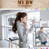 Promo Fashion Hoodie Pullover Lightgrey Indonesia