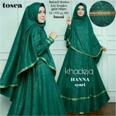 Fashion ID - Gamis Syari Murah Baju Muslim Maxi